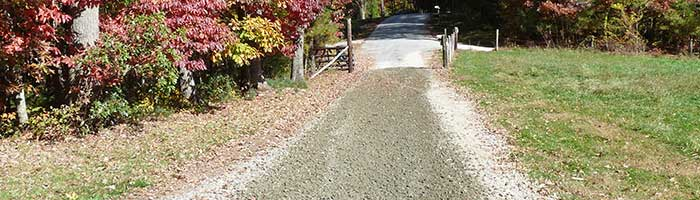 Crushed Rock Gravel Sand And Stone Products Hedrick